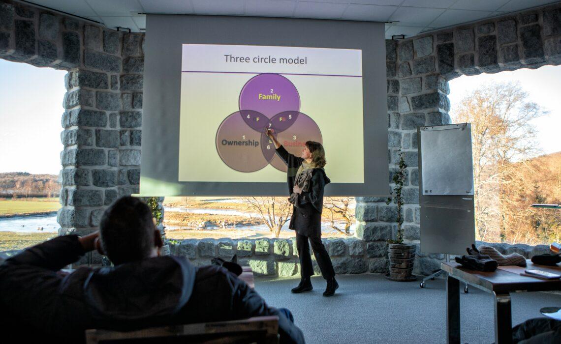 Kurs i tre delar: Förbered generationsskiftet