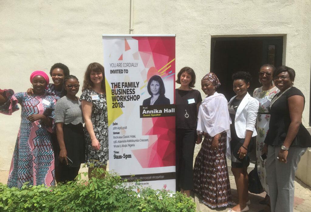 Generationsskifte i Nigeria