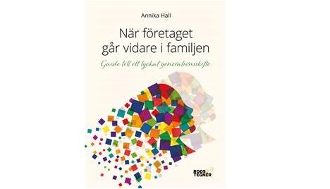 Ny bok: När företaget går vidare i familjen